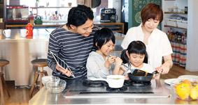 eステンレスのオーダーメイドキッチン特設サイト