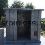 永代供養塔ステンレス扉、永代供養墓ステンレス扉
