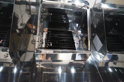 クラコグリスフィルターDC-50H、ファイヤーダンパー